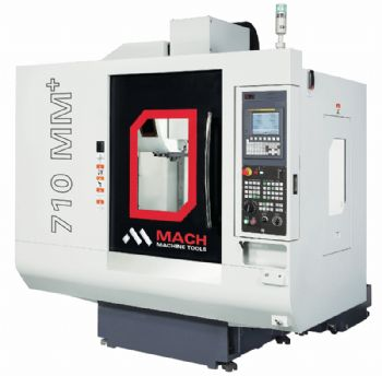 MACH MT unveils new lathes and VMCs
