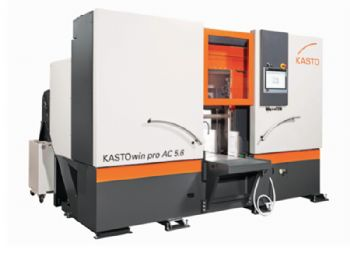 New sawing technology from Kasto