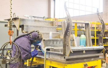Manufacturers' recruitment intentions