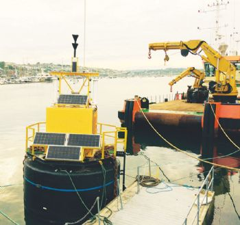 MPS completes PowerBuoy commissioning