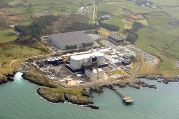 Government to take stake in nuclear power station