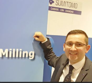 Andrew Pearce joins Sumitomo