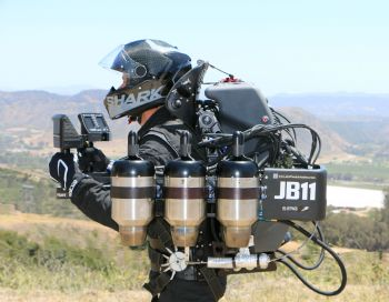 JB11 JetPack to fly at Goodwood