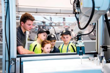 The MTC helps youngsters reach F1 Challenge final