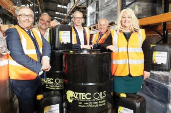 Funding support for Aztec Oils