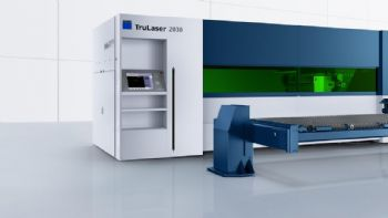 'Entry level' fibre laser increases capability