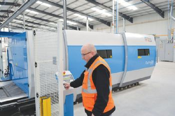 'State of the art' fibre laser investment