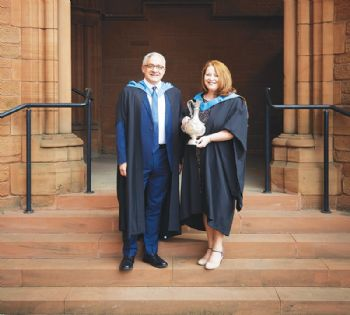 University of Strathclyde Alumna of the Year