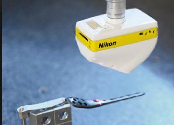 Laser scanner halves inspection times
