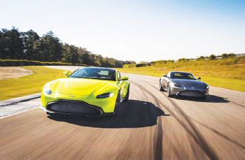 Aston Martin to open Silverstone test centre