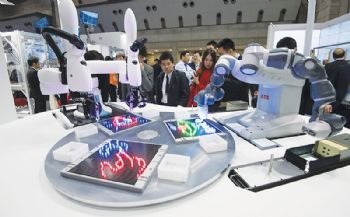 World's first common interface for cobots