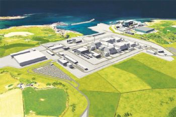 New deal with industry to secure UK nuclear future