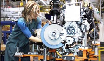 Little change in the UK's manufacturing sector