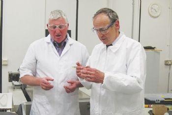 Qioptiq backs North Wales Growth Bid