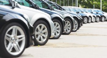 Fall in demand for new cars