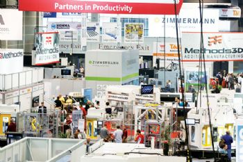 IMTS 2018 limbers up for a bumper show