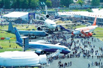 Farnborough Airshow sees surge in orders