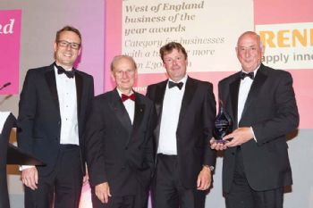 Renishaw crowned 'Winner of Winners'