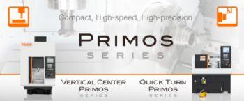 Yamazaki Mazak promotes Primos range