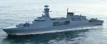 MoD pauses frigate procurement