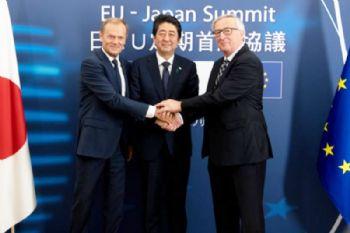 EU and Japan sign trade deal