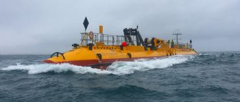 Tidal stream turbine smashes records