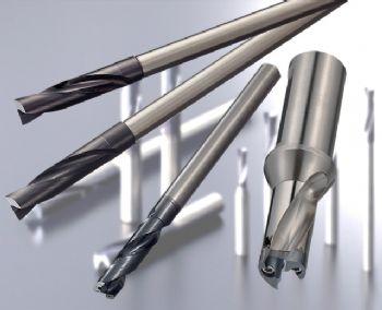 Coated-carbide Flat MultiDrills range extended