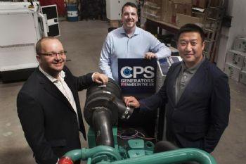 Generator maker set for rapid expansion