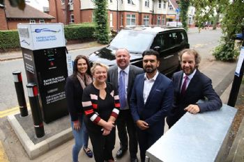 Go Electric Taxi scheme