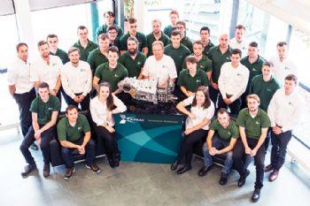 Xtrac apprenticeship scheme receives approval