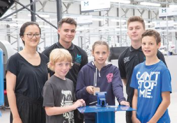 MCMT plays host to special engineering club