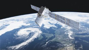 ESA's Aeolus wind satellite launched
