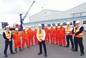 Responsive Engineering expands into Port of Blyth