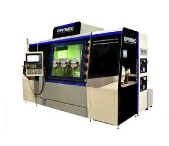 Optomec introduces large 3-D metal printer