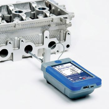 Portable roughness tester added to range