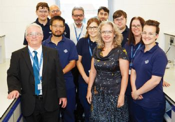 Fuchs opens refurbished technical labs