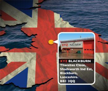 XYZ announces Blackburn clearance event