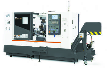 New mid-size turning centre from Victor CNC
