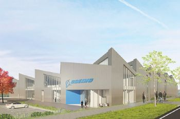 Boeing selects firms to supply Sheffield factory