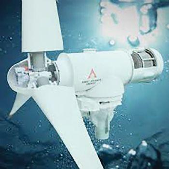 SAE unveils world's largest single-rotor turbine