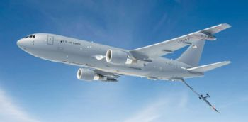 Boeing awarded fourth contract for tanker aircraft