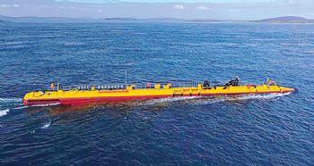 Fresh funding for Scotrenewables tidal turbine