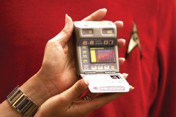 Scientists develop Star Trek-inspired device