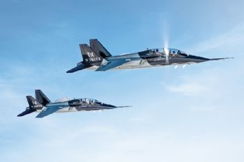 Boeing wins US Air Force combat training contract