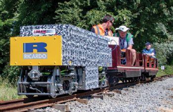 IMechE 2019 Railway Challenge launched