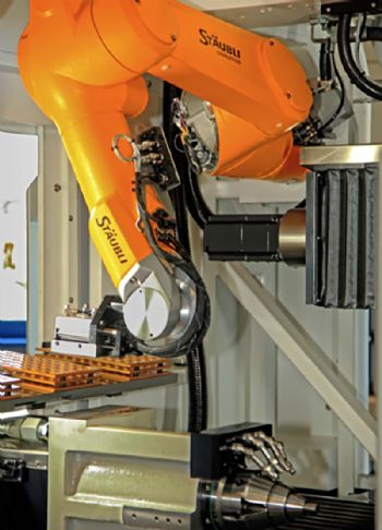 Automation increases cutting tool productivity