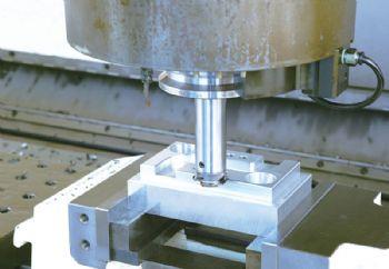 Modular radius-chamfering tool