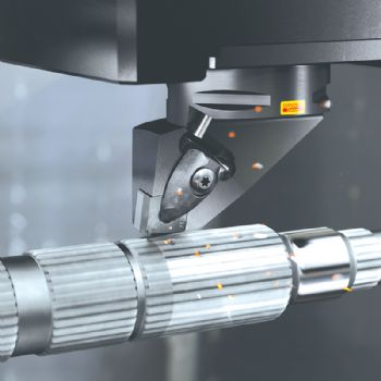 New CBN grades for hard-part turning