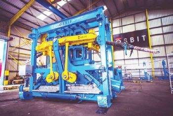 Osbit builds 'state of the art' cable test rig
