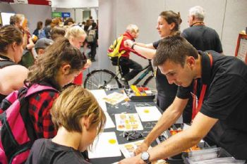 Renishaw inspires at Big Bang Fair